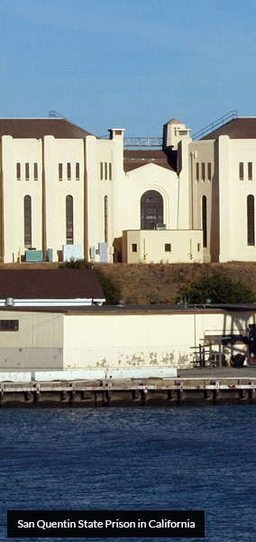 Wrongful death cases from Coronavirus/COVID19 in San Quentin state prison