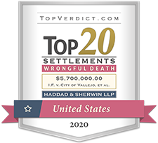 Top 20 Settlements - wrong full death